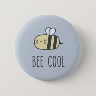 Bee Cool Button