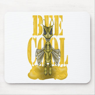 Bee Cool Mouse Pad