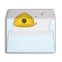 Bee Cool with Bee Hive Envelope