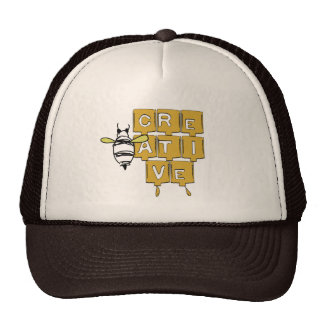 BEE creative Trucker Hat