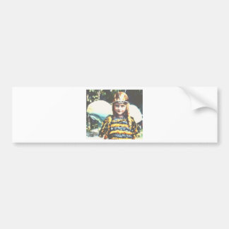 Bee Cute Bumper Sticker