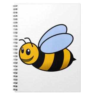 Bee - cute notebook