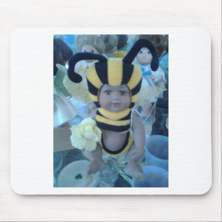 Bee Doll Products Mouse Pad