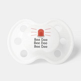 Bee Doo Bee Doo Bee Doo BooginHead Pacifier