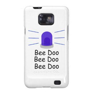 Bee Doo Bee Doo Bee Doo Samsung Galaxy SII Cover
