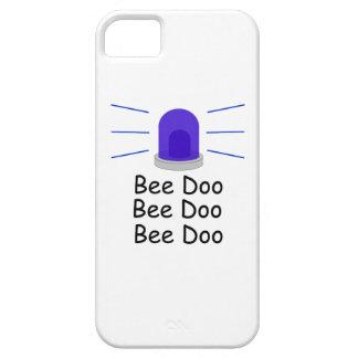 Bee Doo Bee Doo Bee Doo iPhone SE/5/5s Case