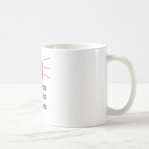 Bee Doo Bee Doo Bee Doo Coffee Mug
