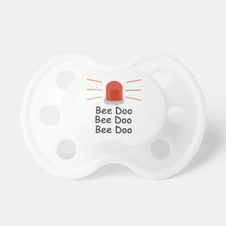 Bee Doo Bee Doo Bee Doo Pacifier