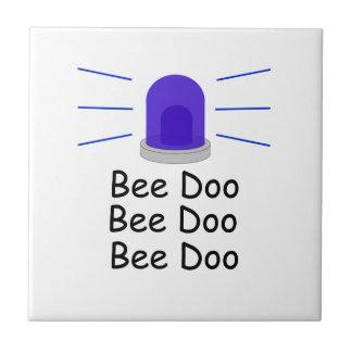 Bee Doo Bee Doo Bee Doo Tiles