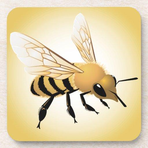Bee Drink Coasters