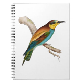 Bee-eat Spiral Notebook