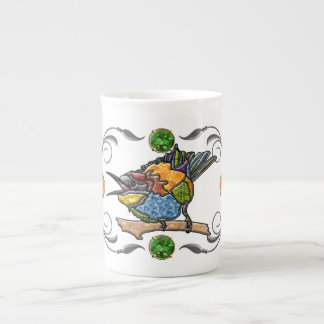Bee Eater Bird Tea Cup