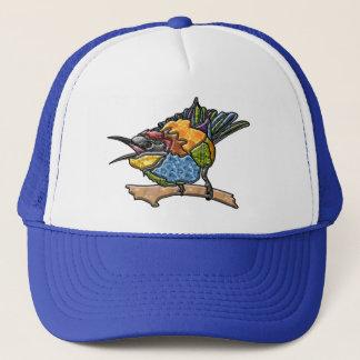 Bee Eater Bird Trucker Hat