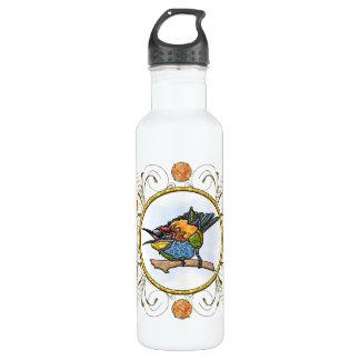 Bee Eater Bird Water Bottle
