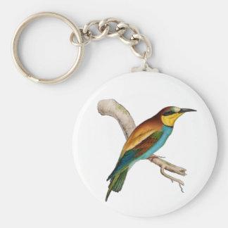 Bee-eater Keychain