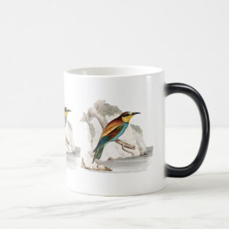 Bee Eater Magic Mug