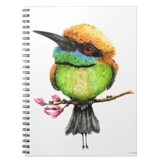 Bee Eater Notebook