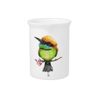 Bee Eater Pitcher
