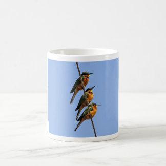 Bee-eater's Coffee Mugs