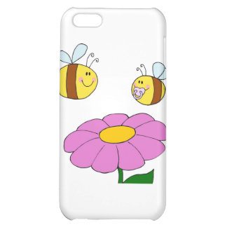 Bee Family at their Flower iPhone 5C Case