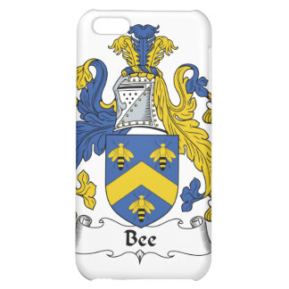 Bee Family Crest iPhone 5C Covers