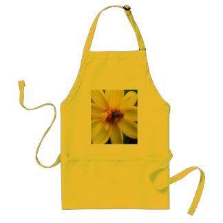 bee fest adult apron