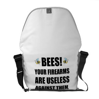 Bee Firearms Useless Courier Bag
