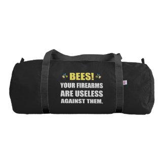 Bee Firearms Useless Gym Bag