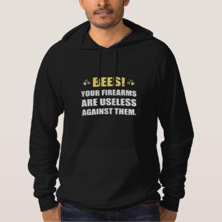 Bee Firearms Useless Hoodie