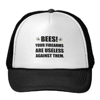 Bee Firearms Useless Trucker Hat