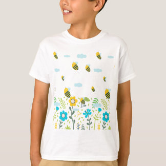 Bee Flying T-Shirt
