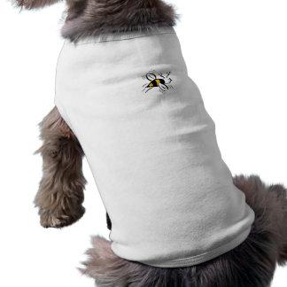 Bee Free Honey and Black - Doggie T Shirt