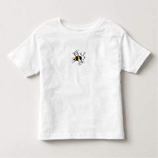 Bee Free Honey and Black Mini - Toddler T-shirt