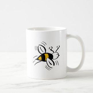 Bee Free Honey and Black Mugs