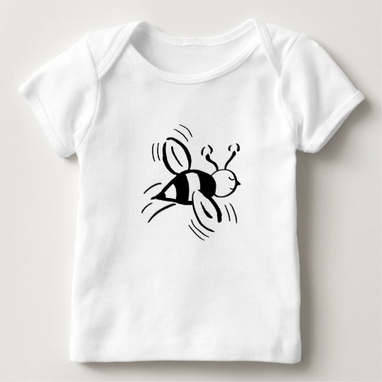 Bee Free - nd Baby T-Shirt