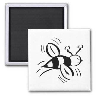 Bee Free - nd Magnet