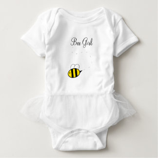Bee Girl Bodysuit Tutu