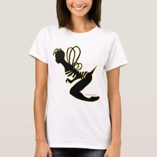 Bee Girl Silhouette T-Shirt