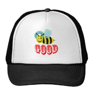 bee good trucker hat