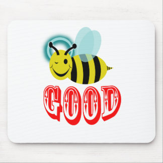 bee good mouse pad