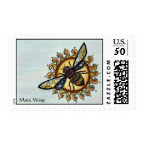 Bee Good Postage