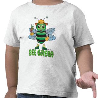 BEE Green Toddler s T-Shirt
