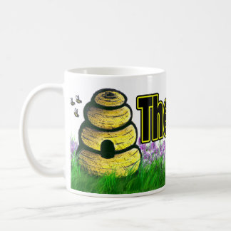 BEE GUY COFFEE MUG