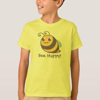 Bee Happy! Bumble Bee T-Shirt