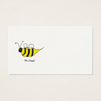 Bee Happy Business Card