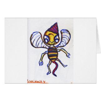 Bee Happy Card