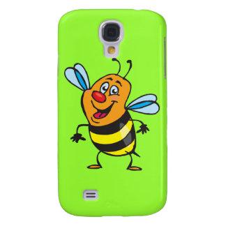 Bee Happy Galaxy S4 Cases