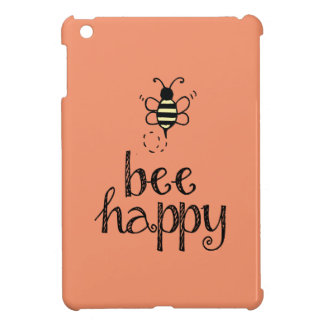 Bee Happy iPad Mini Cover
