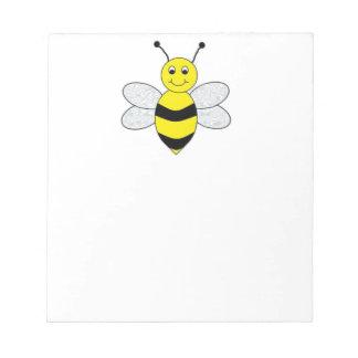 Bee Happy Notepad