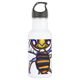 Bee Happy 18oz Water Bottle